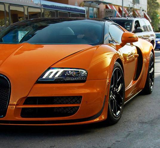 Veyron-Bugatti