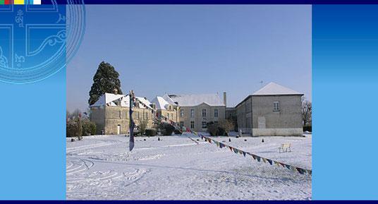 冬のシェンテン