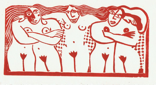 Femmes! 2002  (21x11 cm)