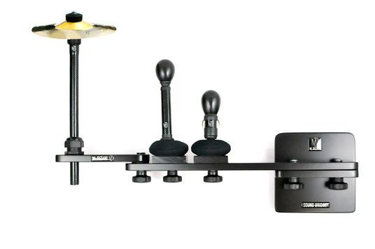 cajon sound bridge shaker jingle cymbal splash zusatzinstrument mahyar dizani add on