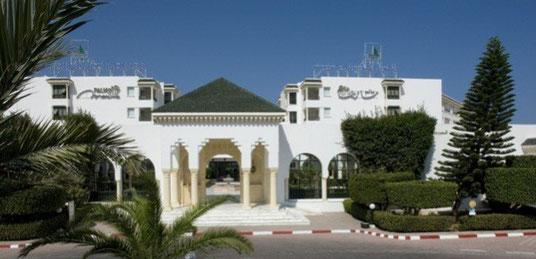 Hôtel Mouradi Palm Marina