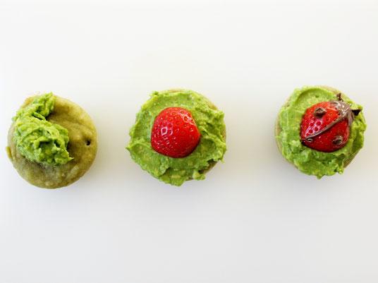 Beatrice Winkel - Marienkäfer-Muffins