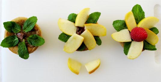 Beatrice Winkel - Blumen-Muffins