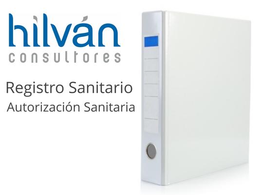 Autorización sanitaria. Registro sanitario empresas Valencia. Asesoría inspección sanidad.