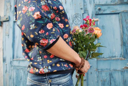 Katjuschka - Miss Easy Oversize Shirt Overizeshirt Damen Frauen einfach Nähanleitung eBook Raglanärmeln Raglanshirt