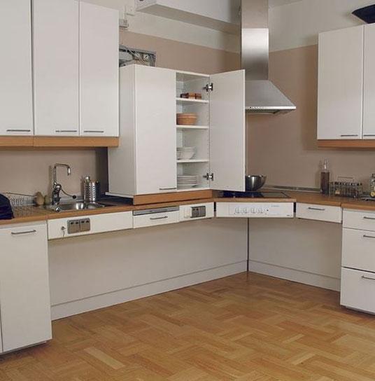 Individuelle Küchen von Wohndesign-Fuchs Klosterneuburg