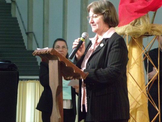 Ir. Vera Lucia Altoé, Ir Rosangela M. Altoé