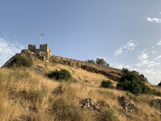 Griechenland, Kreta, Sehenswürdigkeit, Reisebericht, highlight, Urlaub, Paleochora, Strand, Zentrum, Burg, Festung
