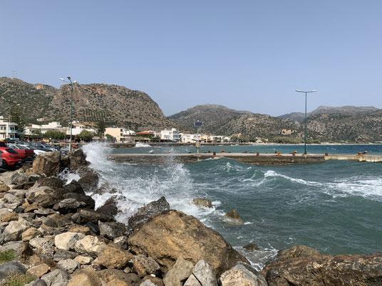 Griechenland, Kreta, Sehenswürdigkeit, Reisebericht, highlight, Urlaub, Paleochora, Strand