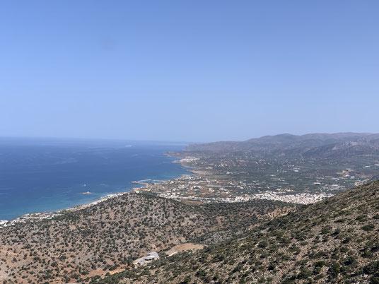 Griechenland, Kreta, Sehenswürdigkeit, Reisebericht, highlight, Urlaub, Malia, Meer, Strand, baden