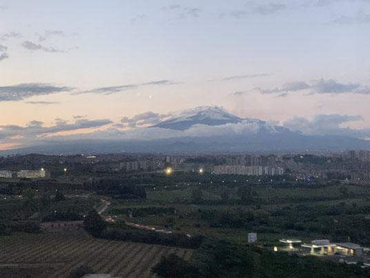 Italien, Sizilien, Vulkan, Ätna, Catania, Sehenswürdigkeit
