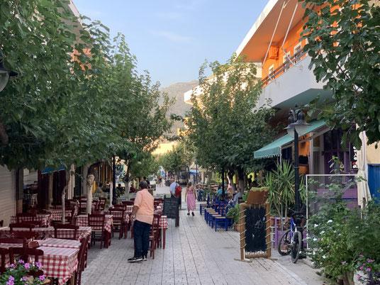 Griechenland, Kreta, Sehenswürdigkeit, Reisebericht, highlight, Urlaub, Paleochora, Strand, Zentrum