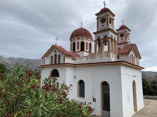 Emmanuel Church St. John &, Griechenland, Kreta, Sehenswürdigkeit, Reisebericht, highlight, Urlaub, weiße Berge, weißes Gebirge