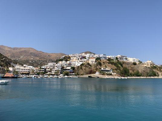 Griechenland, Kreta, Sehenswürdigkeit, Reisebericht, highlight, Urlaub, Agia Galini, Hafen, Strand, baden