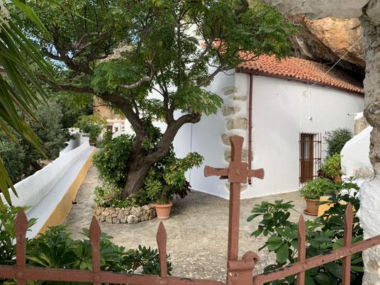 Griechenland, Kreta, Sehenswürdigkeit, Reisebericht, highlight, Urlaub, Kloster, 99 heilige Väter
