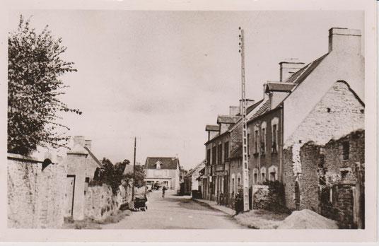 Postkarte aus Saint-Germain-sur-Ay