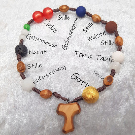 Perlen des Glaubens, Gebetskette