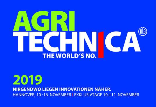 Agritechnica 2019 TerraCare Reifendruckregelsystem