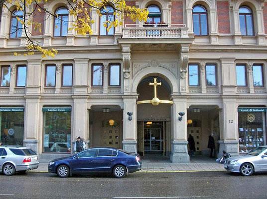 St. Eugenia in Stockholm