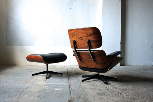 Eames Lounge Chair, Vitra Lounge Chair, Herman Miller Lounge Chair, Eames, Vitra, Herman Miller, Lounge Chair, Palisander, Wood, Charles Eames, Concept Modern