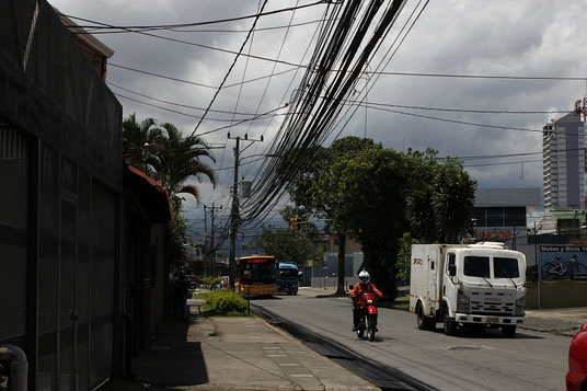 Roadtrip Costa Rica, Mietwagen Costa Rica, San José