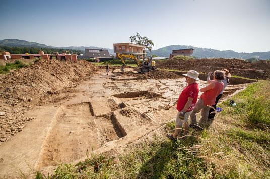 Abenteuer Archäologie - an einer Ausgrabung teilnehmen