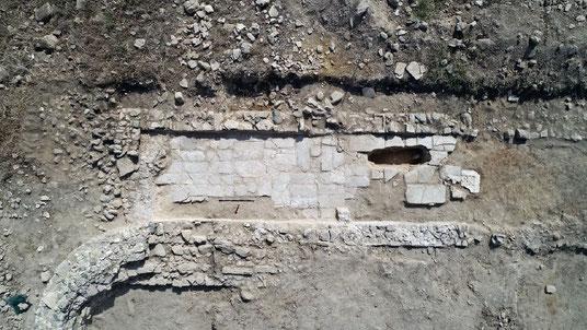 Ausgrabung Griechenland Freiwillige
