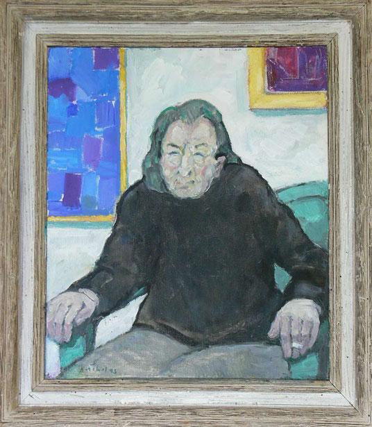 Hans Potthof Original, HansForster in Oel