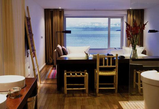 Relais et Châteux au Lac Titicaca