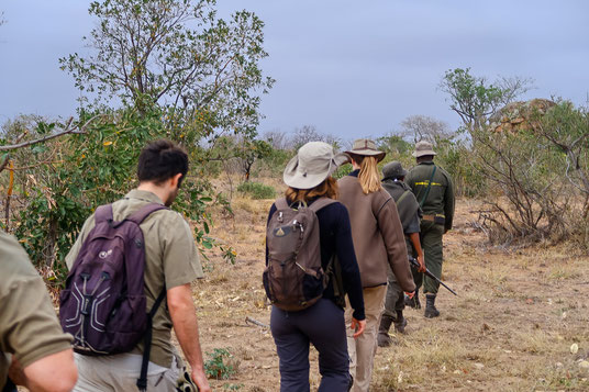 Nyalaland Walking Trail