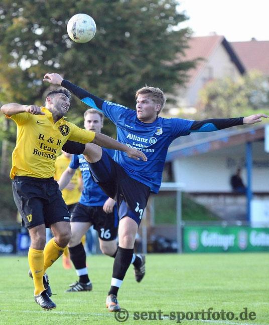 SV Germ.Breitenberg (blau) vs SV Bovenden