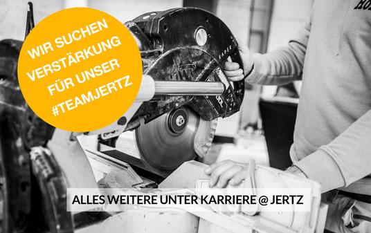 Stellenanzeige Schreiner Schreinerei Jertz Mainz Bewerbung