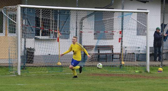 Großenenglis: Mareike Wanner erzielt den 3:1-Endstand