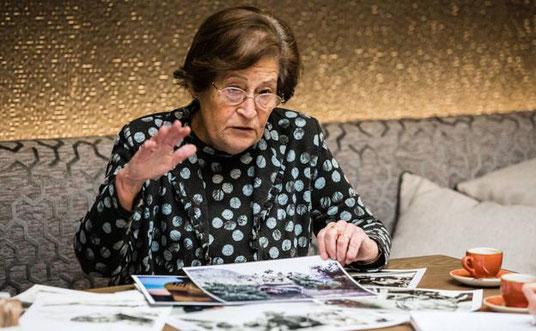 Ana María Herrero, madre de Borja Lázaro. / Igor Martín