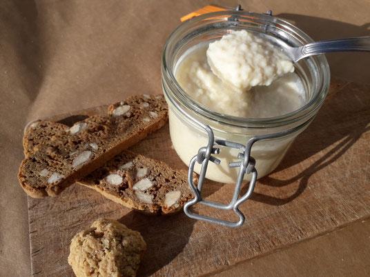 dessert de concassé-semoule de millet
