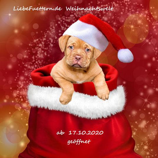 Liebe Füttern - Hundefutter und Katzenfutter 100 % NATUR PUR aus Deutschland / Allgäu