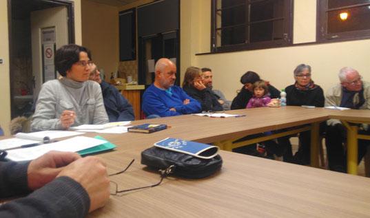 1er Réunion pour la création du Groupe ACCOB-OSSAU à Arudy le 10 mars 2017