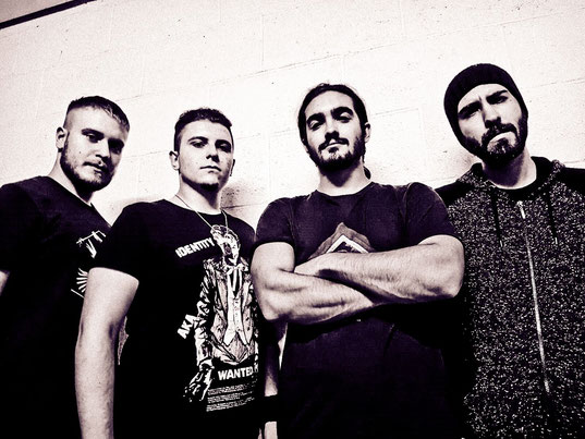 "Zenit: Italian modern prog metallers launch ""Black Paper"" single, debut album coming in February"