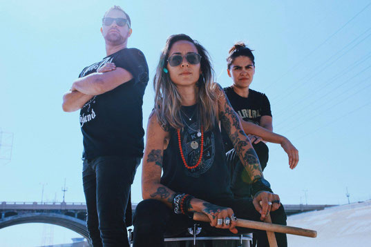 "Tarah Who?, the new video ""Numb Killer"", rockersandotheranimals, news"