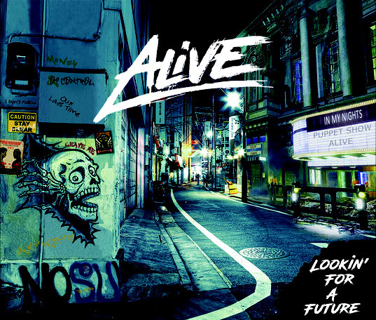 Alive, album, rockers and other animals, rock news, volcano records