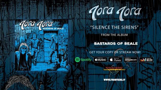 "TORA TORA new single 'Silence The Sirens' from ""Bastards Of Beale"""