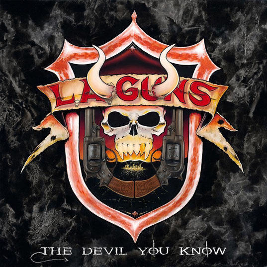 New L.A. GUNS Single 'Stay Away'; from upcoming album 'The Devil You Know' , rockersandotheranimals, rock news,