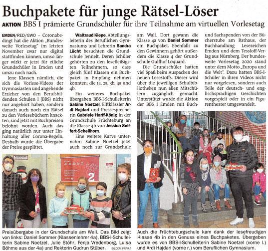 Emder Zeitung 02.02.2021