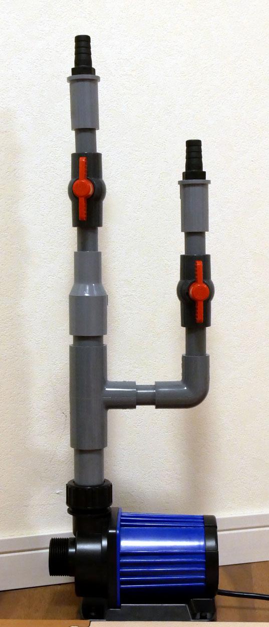 レッドシーリーファー 250 DEP-8000 DCポンプ オーバーフロー水槽 ポンプ