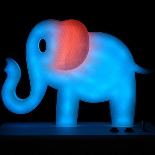 Kunstvolle Lampen Lampe kaufen München Lichtkunst Handarbeit LED LED-Technik Kinder Nachtlicht Nachttischlampe