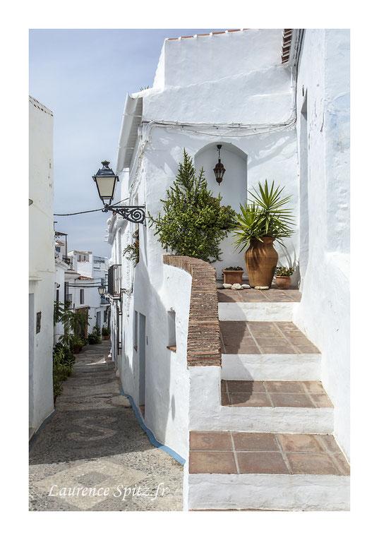 La ruelle • Frigiliana Espagne