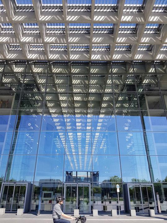 Excursie - Berlijn - politiek  - Bundestag - Paul-Löbe-Haus