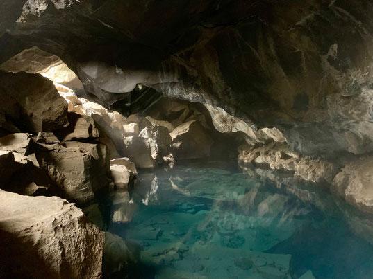 Grjótagjá, la grotta di Igritte e Jon Snow (Game of Thrones). Foto di Alessia Paionni