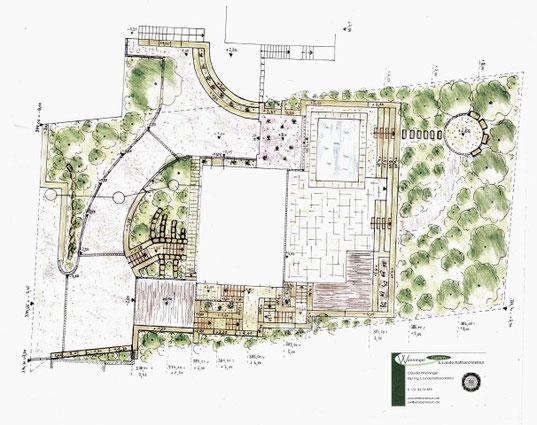 Gartenplanung Wanninger, Regensburg-München