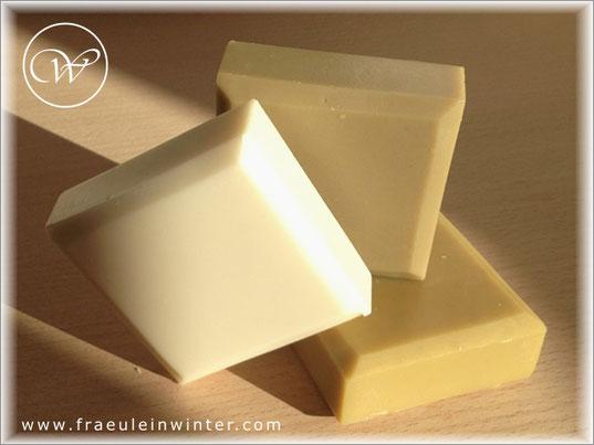 Schlichte Eleganz für die Herren - handmade soap